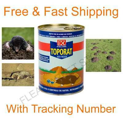 mole moles poison bait baits Rodenticide kill killer Sachet Sachets effective