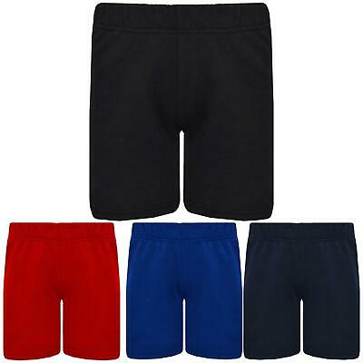 Kids Shorts Girls Boys Chino Shorts Casual Knee Length Half Pant Age 5-13 Years