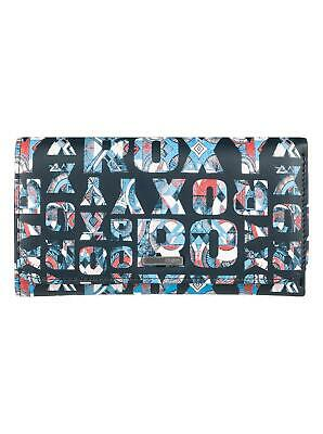 """ROXY """"MY LONG EYES"""" WOMENS WALLET. ANTHRACITE SMALL URBAN FLAVOR (xkbm)"""
