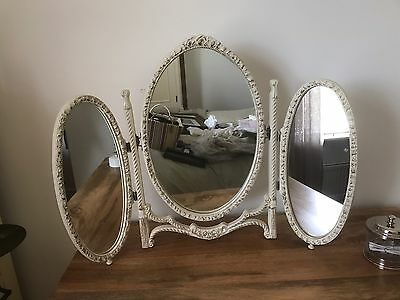 Victorian Style Dressing Table Mirror