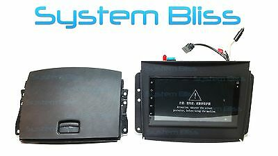 2003 -2005 Nissan z350 Cubby Android Bezel - System Bliss