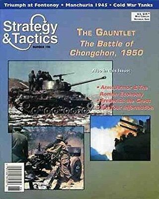 Strategy & Tactics 190 - The Gauntlet - Mint And Unpunched