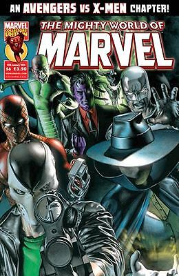 The Mighty World Of Marvel Vol.4 # 56 / Marvel / Panini Uk / Jan 2014 / N/m