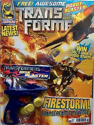 Transformers Vol.1 # 14 / Titan Comics / Aug 2008 / Uk Exc Comic Strip / N/m