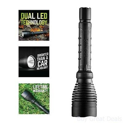 New Rayovac RWP123A-B The BEAST, 2000 Lumens High, Outdoors, LED Flashlight
