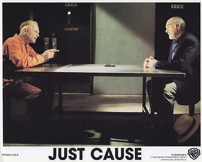 """Just Cause"", 1995 vintage movie photo, Sean Connery, Ed Harris"