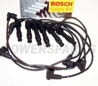 VAUXHALL Vectra B 2.5i V6 [B] 09.95-09.00 BOSCH IGNITION SPARK HT LEADS B162