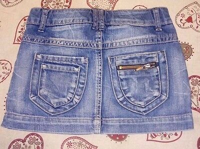GONNA IN JEANS+SHORT IN JEANS+JEANS LUNGHI Per bambina taglia 6/7 120 cm
