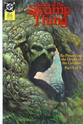 Roots of the Swamp Thing #1 1986 NM- DC  Comic - Vault 35