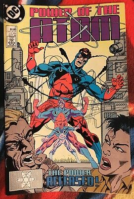 Dc Power Of The Atom 2 Vf ***$3.98 Unlimited Shipping***