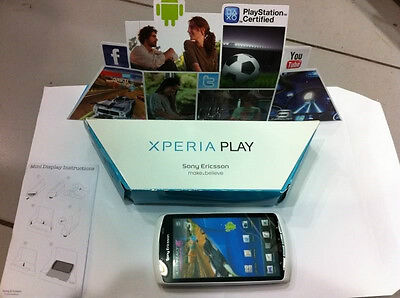 *HighQuality Dummy Sony Xperia PLAY FullRetailKit White