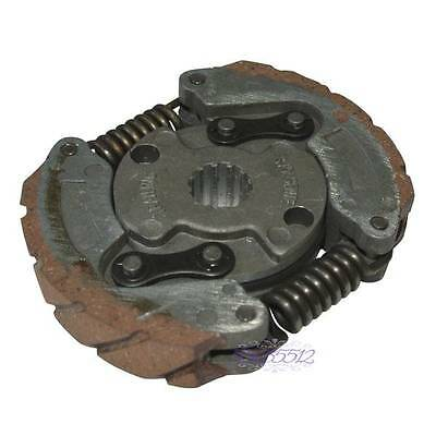 Clutch Pad Assy 2 Shoe Fit LEM 50 Italjet 50 Motorcycle Splined