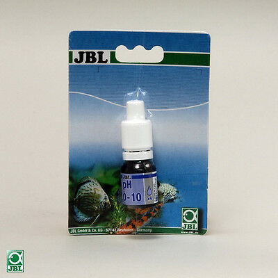 JBL PH TEST 3,0 - 10,0 Pack de recharge, NEUF
