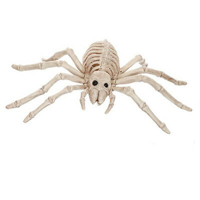 Halloween Skeleton Spider - 20cm