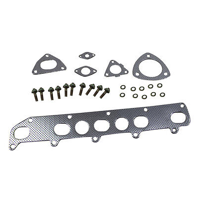 Exhaust Manifold Gasket Stud & Nuts Kit For Land Rover Discovery 2 Defender TD5