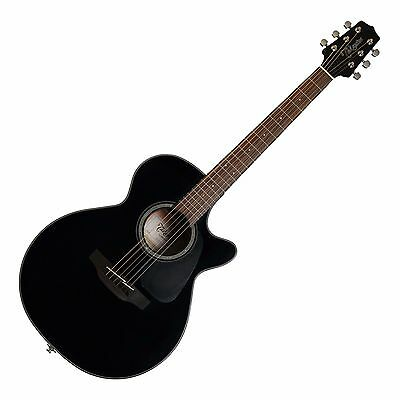 Takamine GF30CEBLK G Series FXC Body Solid Spruce Top Acoustic-Electric Guitar