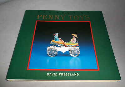 David Pressland - The Book of Penny Toys