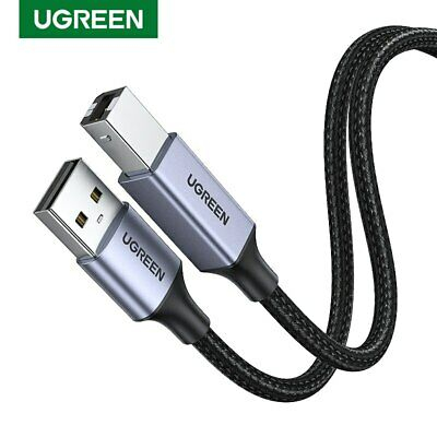Ugreen USB Cable Printer Lead Type A to B Male High Speed Scanner Printer Cable