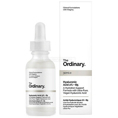 The Ordinary Hyaluronic Acid 2% + B5 30ml Hydration Support Formula
