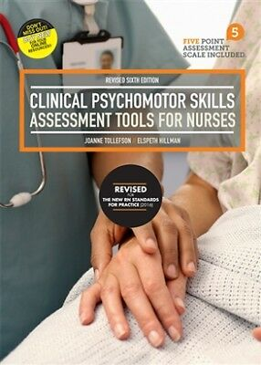 Clinical Psychomotor Skills (5 Point) with Student Resource Access 24 Months