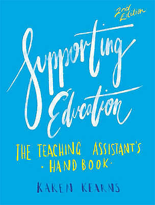 Supporting Education: The Teaching Assistant's Handbook