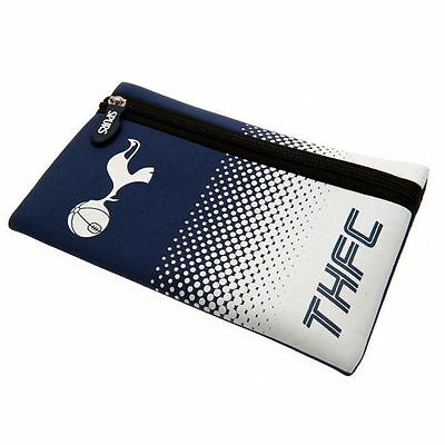 Tottenham Hotspur FC Fade Flat Pencil Case Back to School Stationery Official