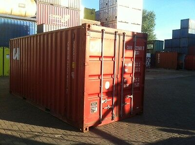 Shipping Containers 20 Ft Used Southampton Depot