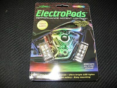 STREET FX ELECTROPODS  ACCENT LIGHTING * multicolored  oem# 1042274