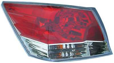 Left Tail Light fits 2008-2012 Honda Accord w/ Lifetime Warranty