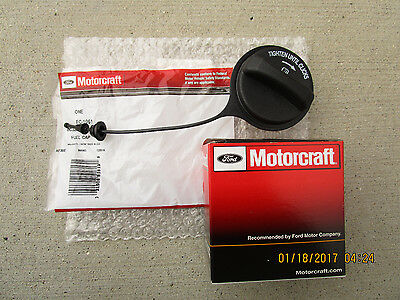2004-2009 FORD F150 FUEL GAS CAP WITH TETHER OEM FC-1080