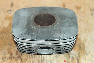 Vintage Ossa Mar Cylinder For Parts Or Repair  Vintage Freeshipus+Canada