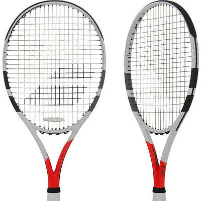 Babolat Boost Strike NEW 2017 Tennis Raqcuet Strung with Cover FREE SHIPPING