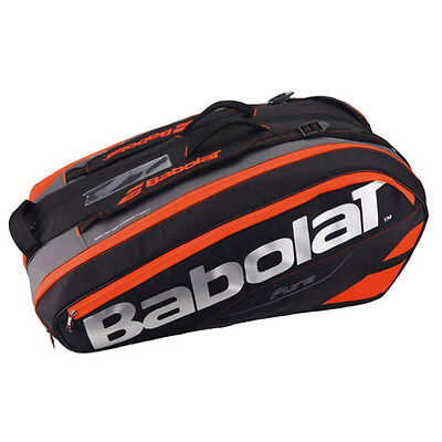 Babolat Pure Line Tennis Racquet Holder x12 Red Black NEW ADDITION Free Shipping