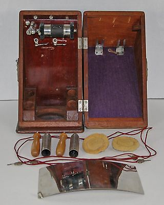 Vintage Medical Magneto-Electric Quackery Device