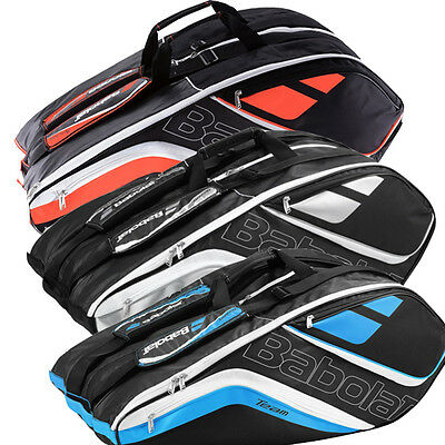 Babolat Team Line Tennis Racquet Holder x12 New 2017 All Colors Free Shipping