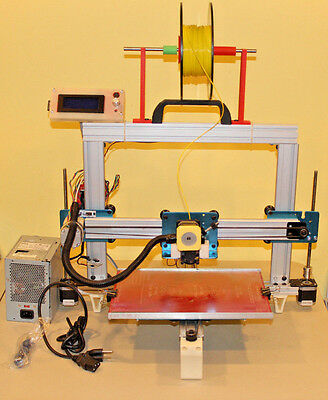 3D Printer Reprap, ORD Bot, Ordbot Custom 3D printer 300x200x190, Complete