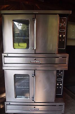 Garland Electric Double Stack Full Size Convection Oven