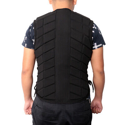 Adult /Kids Safety Equestrian Eventing Protective Vest Horse Riding Vest