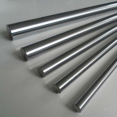 OD 16mm CNC Linear Rail Cylinder Shaft Optical Axis Smooth Rod Cylinder Shaft