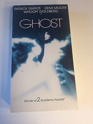 Ghost (VHS, 1991) Video Tape VHS Cassette