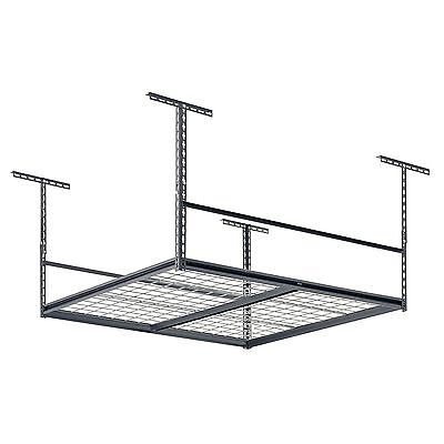 Muscle Rack Overhead Garage Adjustable Ceiling Storage Rack NEW