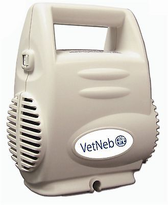 VetNeb Express Nebulizer Compressor Pet Dog Cat Respiratory Medicate Therapy O2