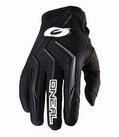 ONeal 2018 ELEMENT BLACK MX GLOVE **NEW** MOTOCROSS MTB DOWNHILL