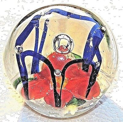 Paperweight Glass Controlled Design