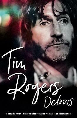 Detours by Tim Rogers Hardcover Book