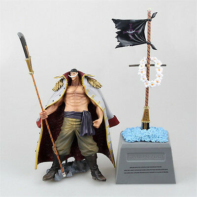 "New DXF One Piece Edward Newgate 7.08"" PVC Figure Figurine Toy No Box"