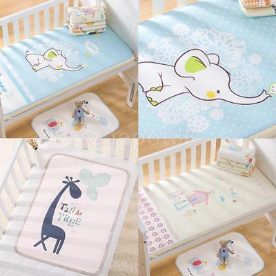 Baby Changing Pad Waterproof Animal Pattern Diaper Changing Mat For Home Travel