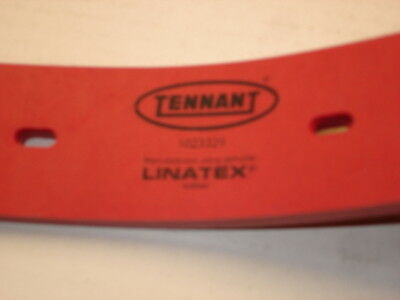 "Genuine 1023329 Tennant Linatex rear squeegee 26"" 28"""