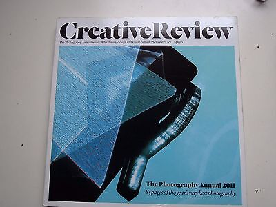 4 x Creative Review Magazines - ANNUAL ISSUES