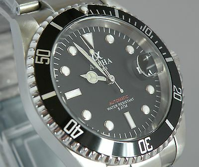 Alpha Diver Submariner men's mechanical automatic watch Miyota movement
